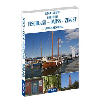 Rolf Gruel Reiseführer Fischland Darß Darss Zingst Recknitztal Ostsee Mecklenburg-Vorpommern