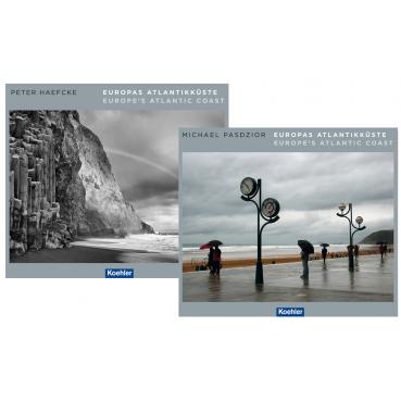 Peter Haefcke Michael Pasdzior Europas Atlantikküste Bildband Europe's Atlantic Coast