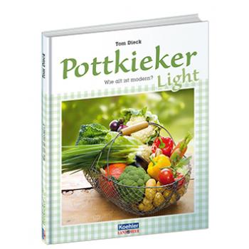 Tom Dieck Pottkieker Light Wie alt ist modern norddeutsche Rezepte Kochbuch
