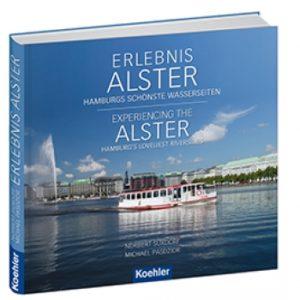 Suxdorf Pasdzior Erlebnis Alster Hamburgs schönste Wasserseiten Bildband