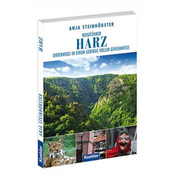 Anja Steinhörster Reiseführer Harz