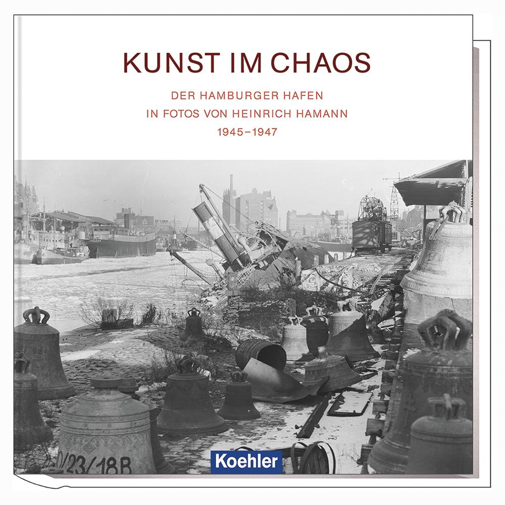 Kunst im Chaos Heinrich Hamann Hafen Hamburg Fotografie Internationales Maritimes Museum Hamburg