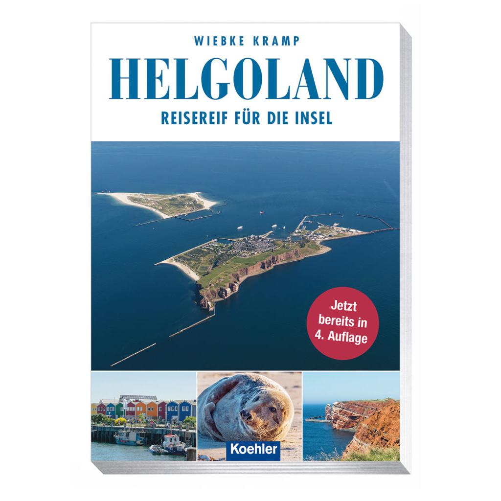 Reiseführer Helgoland Wiebke Kramp