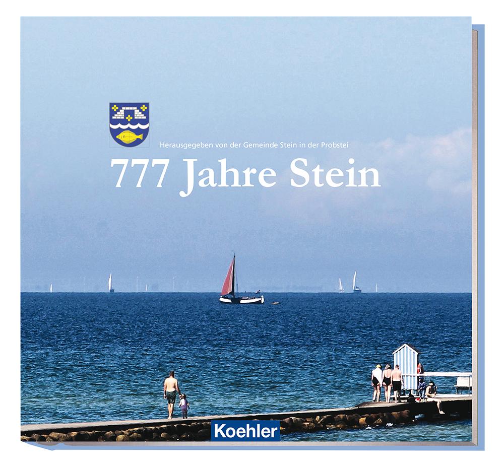 Gemeinde Stein in der Probstei 777 Jahre Stein