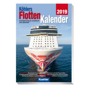 Hans Jürgen Witthöft (Hrsg.) Köhlers FlottenKalender 2019