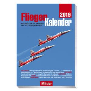 9783813209754 Pletschacher FliegerKalender 2019