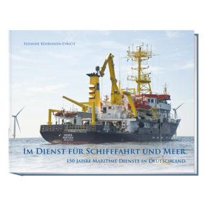 Susanne Kehrhahn-Eyrich, Im Dienst für Schifffahrt und Meer