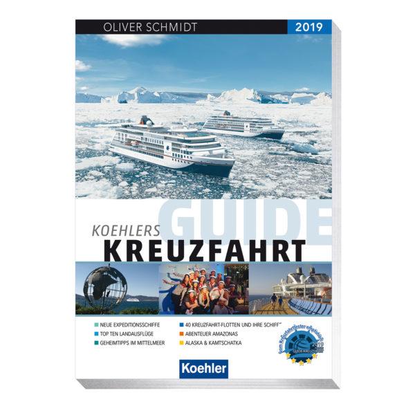 9783782213158 Schmidt, Oliver (Hrsg.): Koehlers Guide Kreuzfahrt 2019