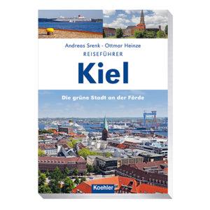 Ottmar Heinze Andreas Srenk Reiseführer Kiel Shop Cover