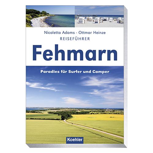 Nicoletta Adams Ottmar Heinze Reiseführer Fehmarn Cover Shop