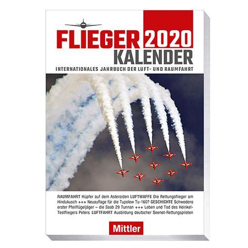 Tim F. Kramer FliegerKalender 2020 Internationales Jahrbuch der Luft- u nd Raumfahrt