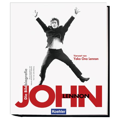 John Blaney John Lennon Koehler Cover