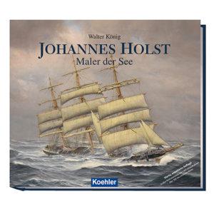 Walter König Johannes Holst Maler der See Koehler Cover