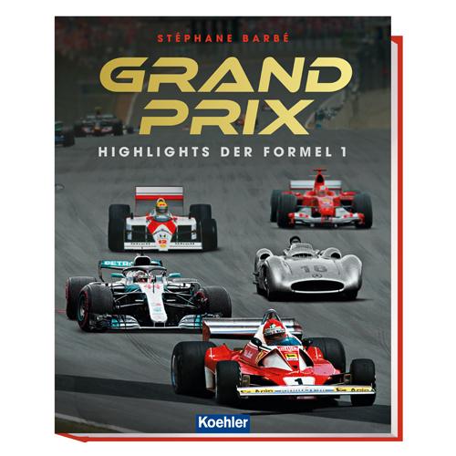 Stéphane Barbé Grand Prix - Highlights der Formel 1