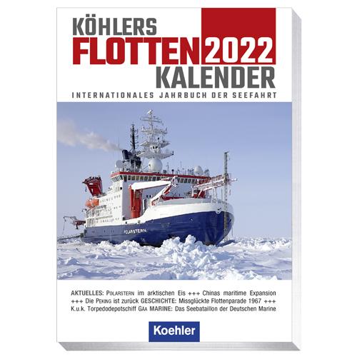Koehlers Flottenkalender 2022