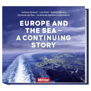 Europe & the Sea Cover