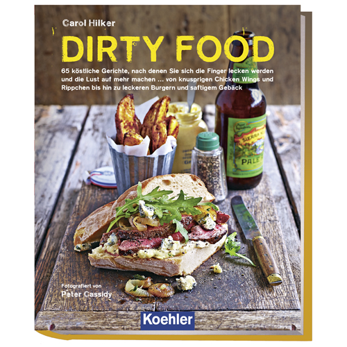 Dirty Food Cover