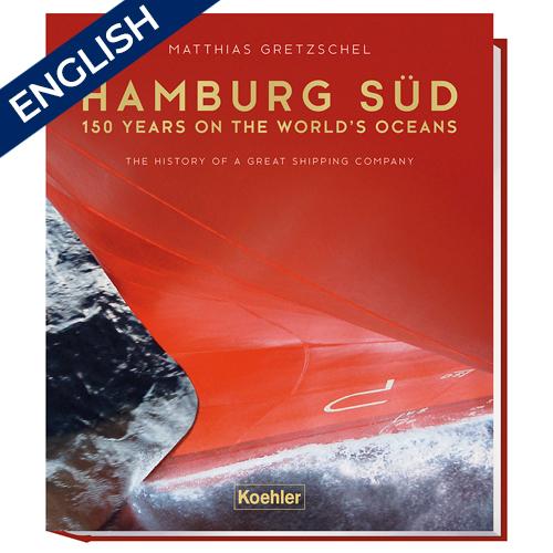 Hamburg Süd Cover englisch