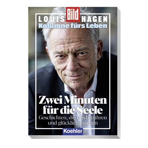 Kolumne fürs Leben Louis Hagen Cover